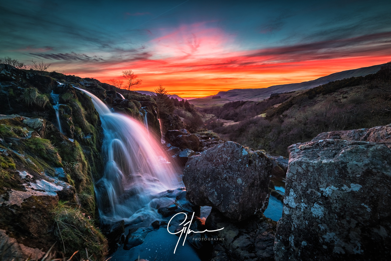 The Loup Of Fintry by Kevin Gilmour
