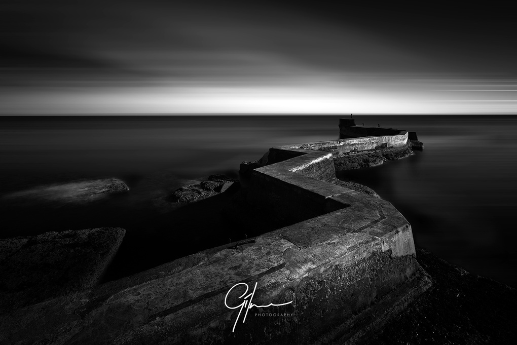 St Monan's Harbour by Kevin Gilmour