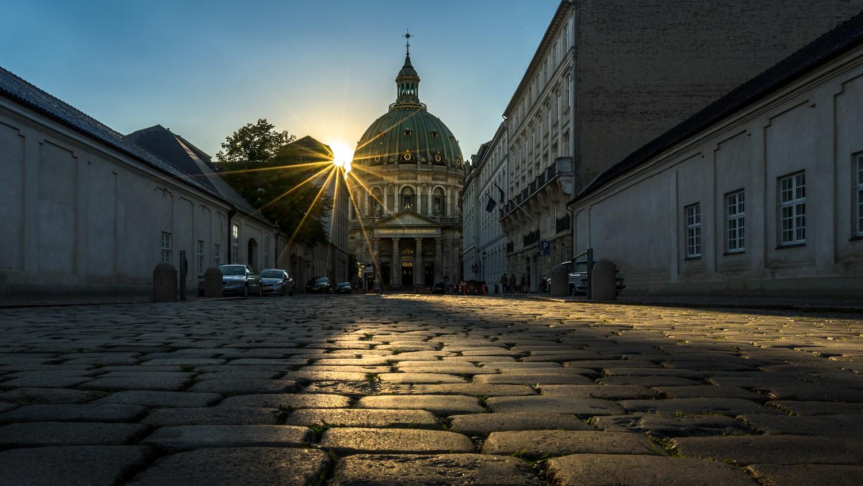 Frederiks Church by Oliver Huizinga