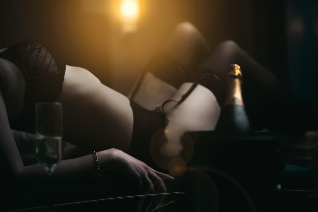 Boudoir by Chris Spicks