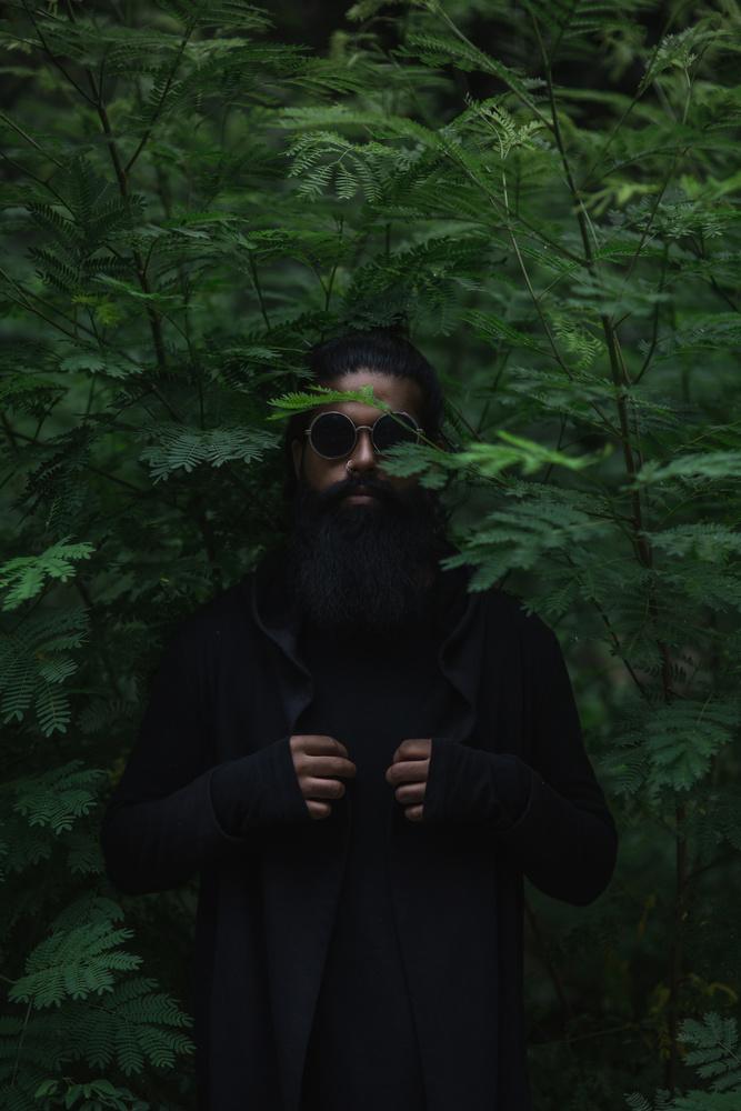 The Gothic Ninja by Aditya Saxena