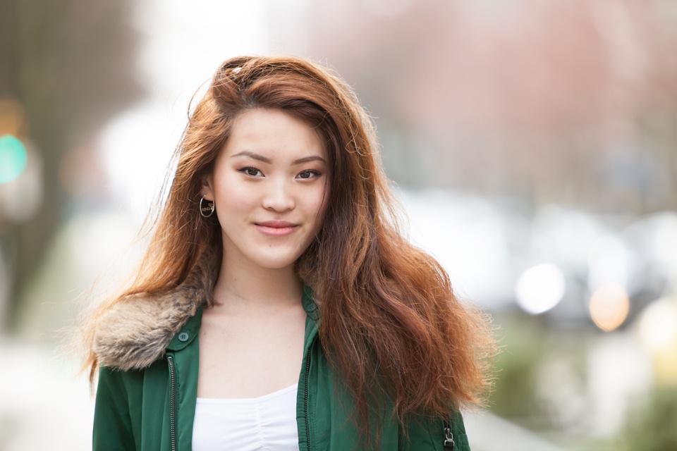 Emily Cheung by Dave Mallari