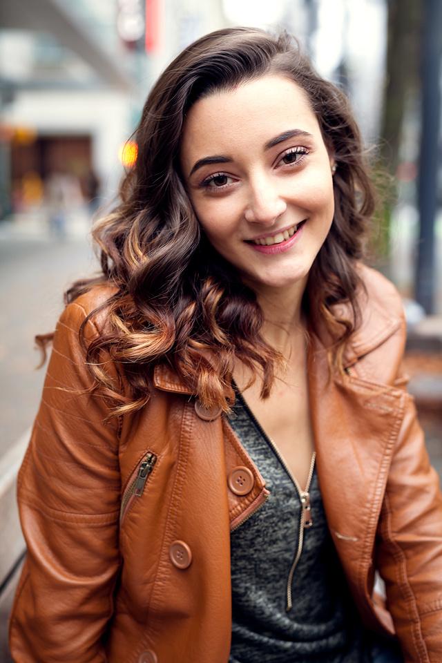 Chloe Woroschuck by Dave Mallari