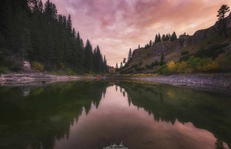 Drelaj lake  by Fisnik Islami