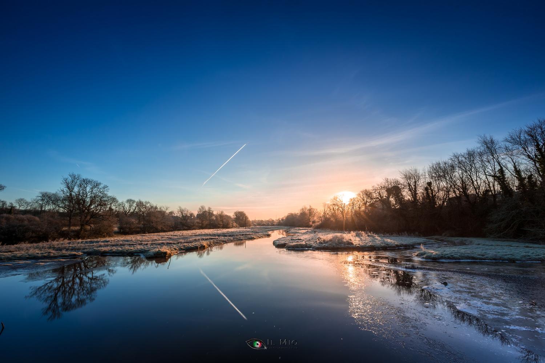 Frosty Morning by Stefan Ashby