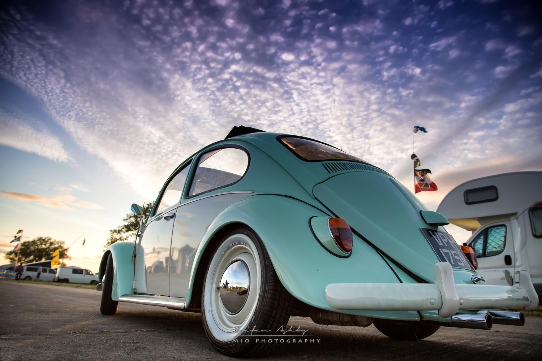 VW Sunset by Stefan Ashby