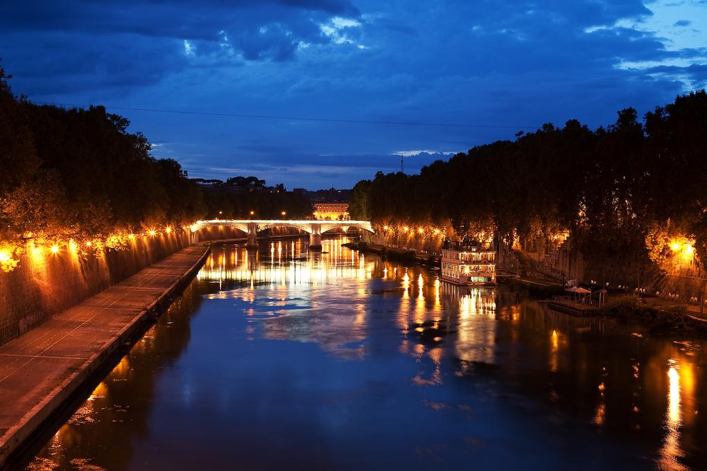 Rome by Ashi Sheth