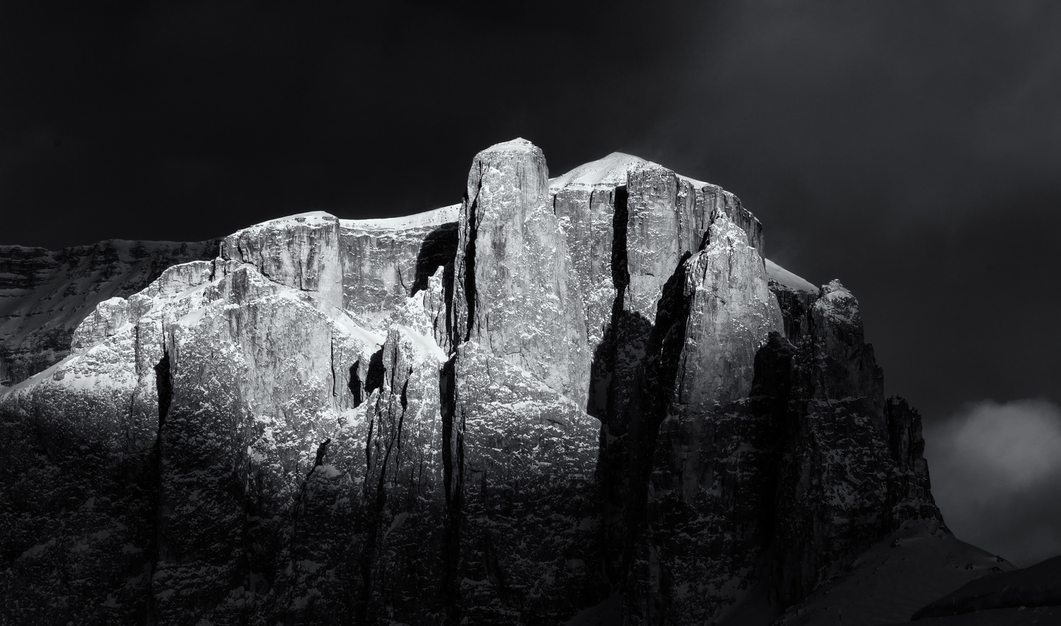 Sella towers by Thomas Welte
