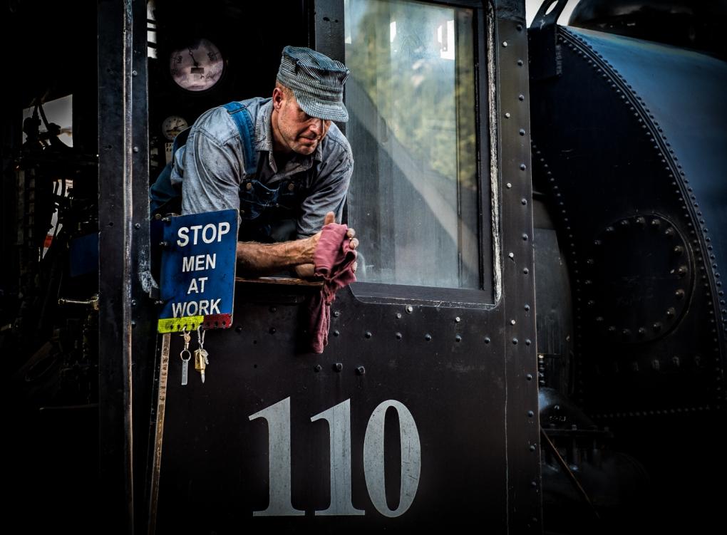 Steam Engine Blues by Don Zevchek