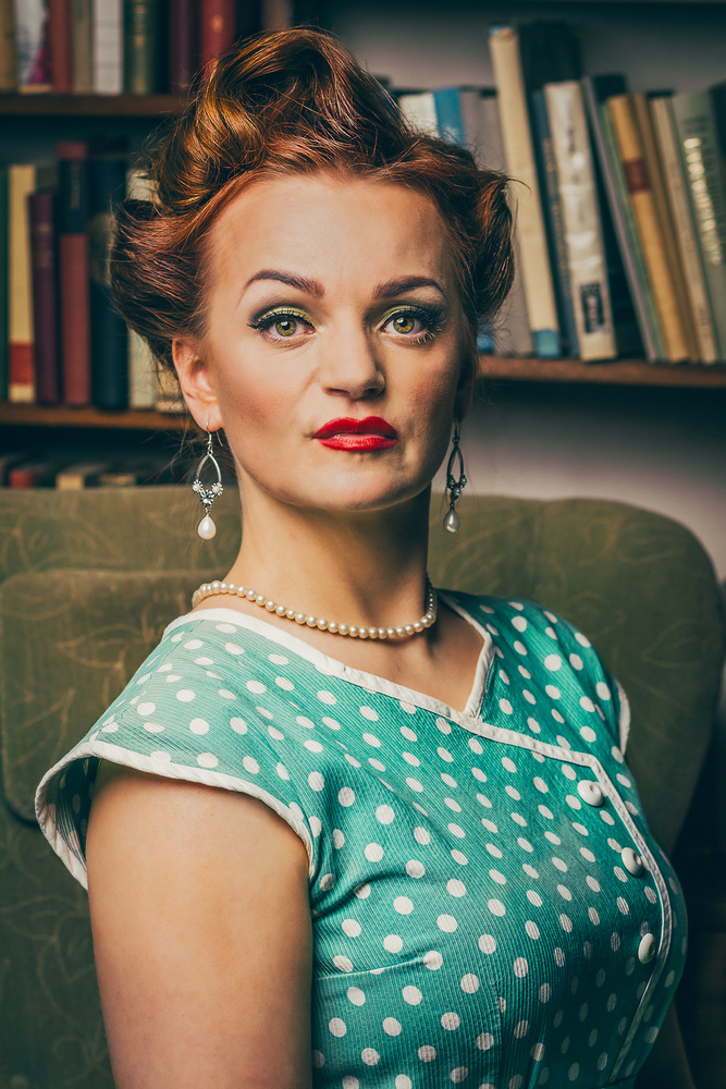 Iron Lady by Jukka Pinonummi
