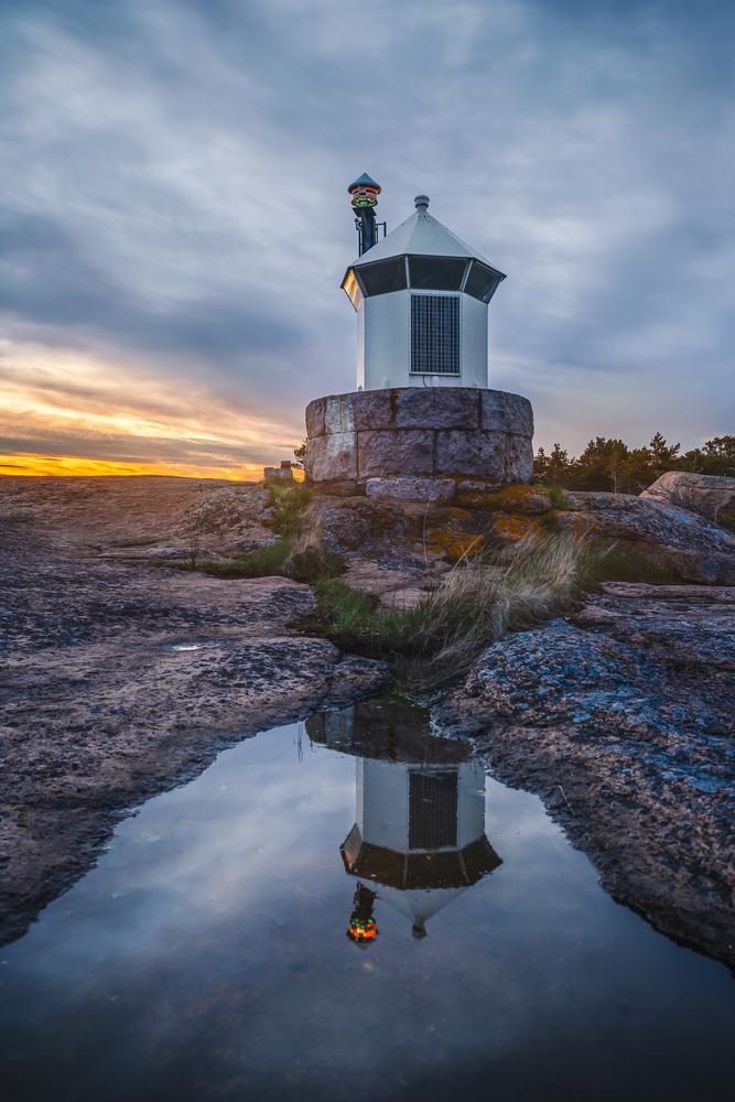 Lighthouse by Jukka Pinonummi