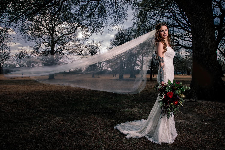 Stunning Bride by Levi Keplar