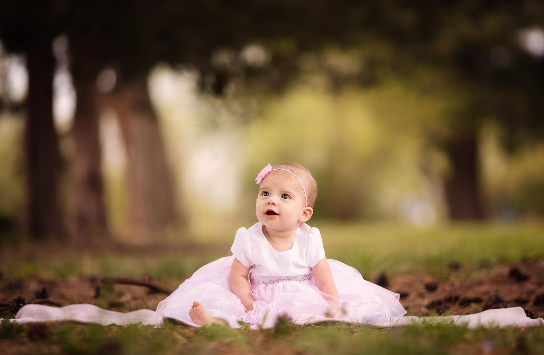 Sweet Baby Girl by Levi Keplar