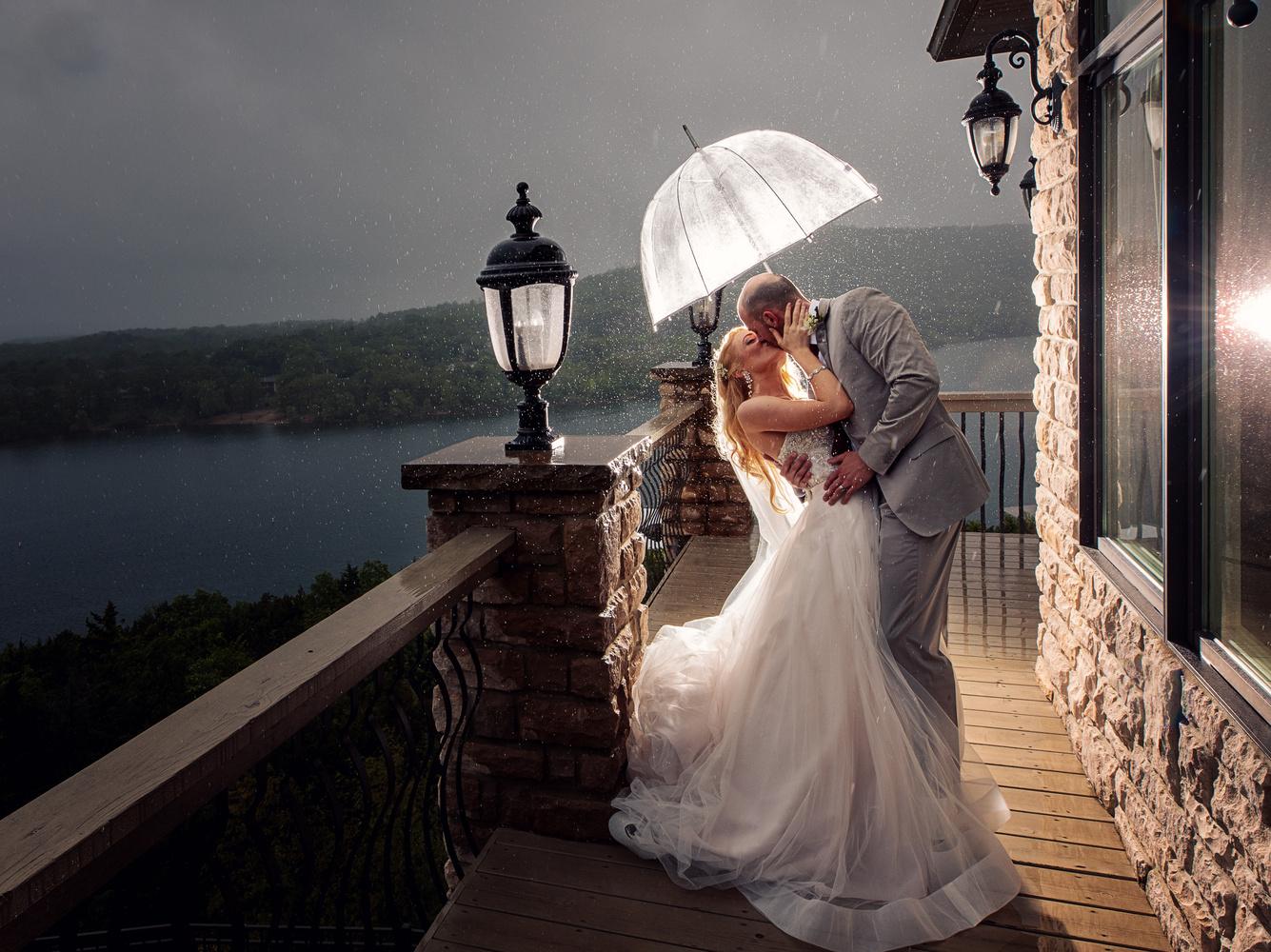 Married in the Rain by Levi Keplar