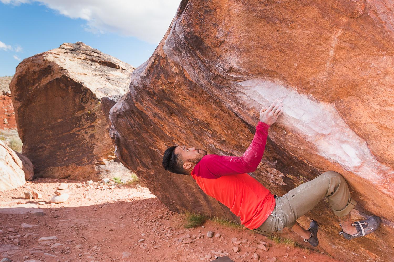 Red Rocks by Michael DeStefano