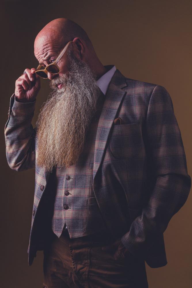 A Stylish Gentleman by Michael DeStefano