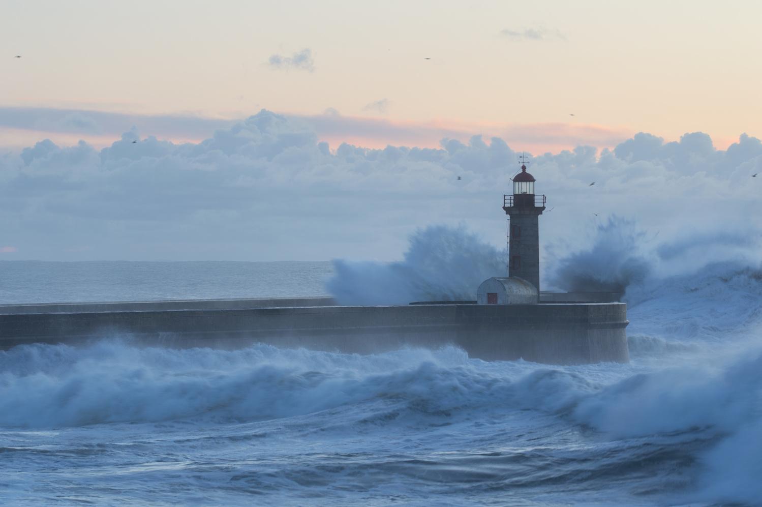 Lighthouse by Pedro Cunha