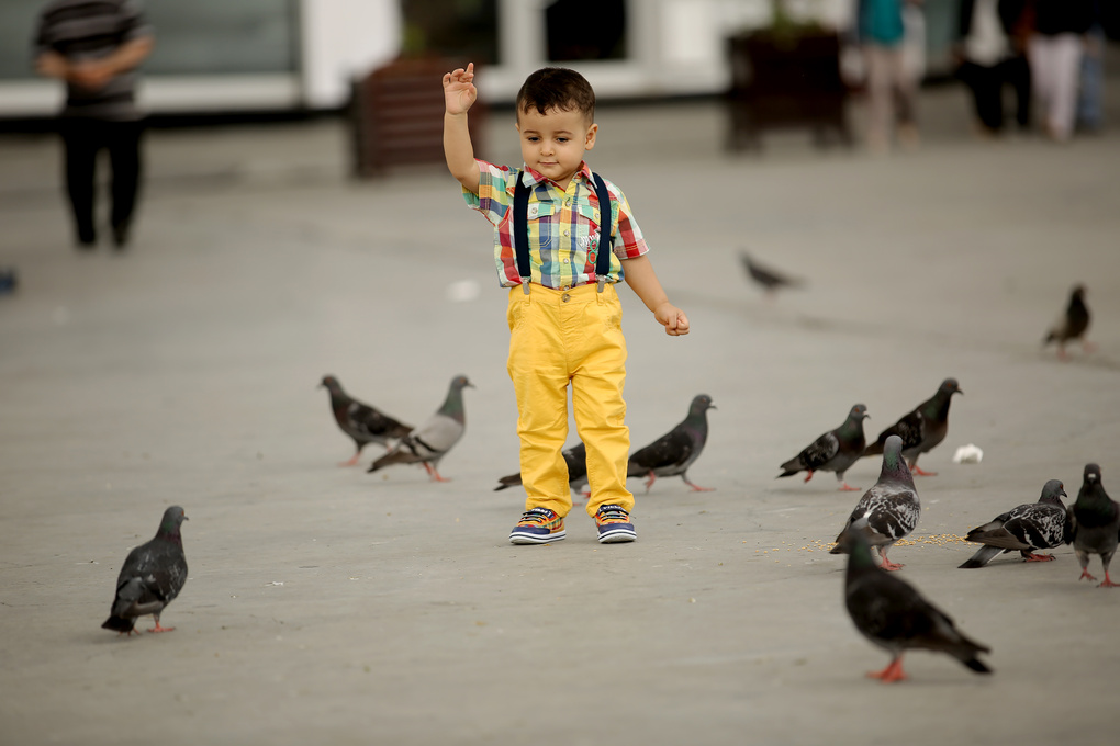 child by R00hi karimi