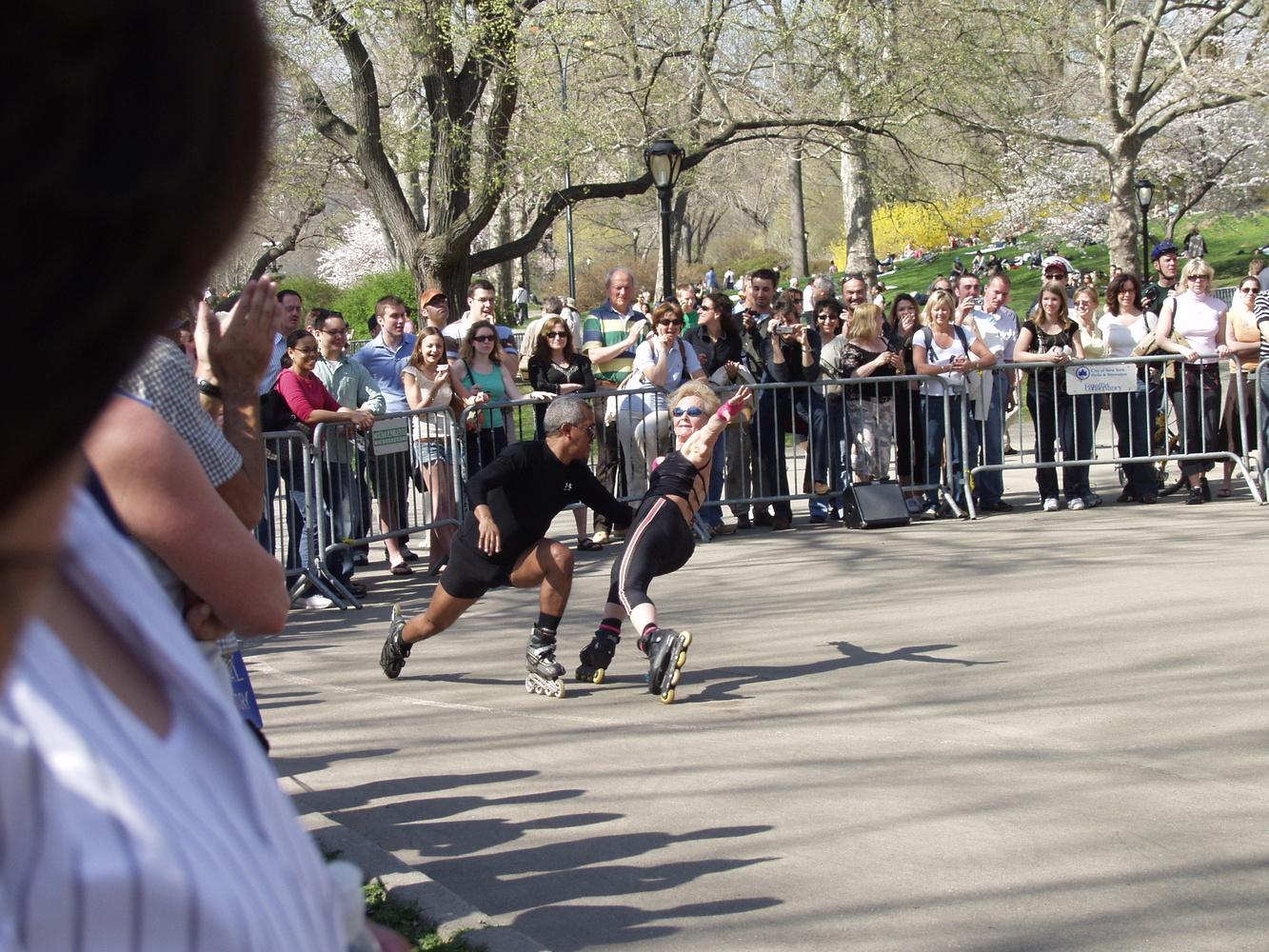 NYC Skaters by EJ Steele