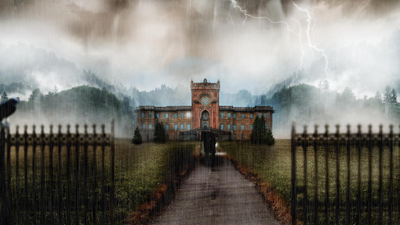 The mansion by Stamen Georgiev