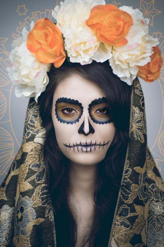 Santa Muerte   by Seoirse Brennan