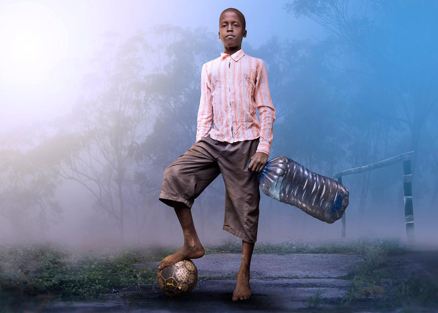 MASHAMBANI FC 'the Invincible' by ALLOYS ITEBA