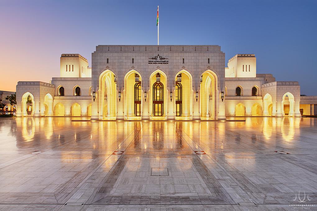 Grandpa's Opera [Muscat, Oman] by Uwe Neugebauer