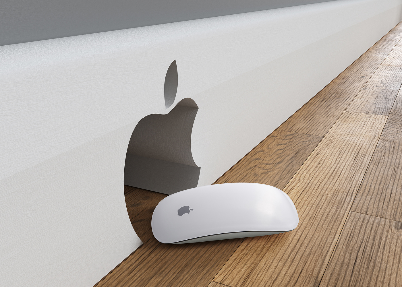 Where the Mac Mouse Sleeps by Ian Knaggs