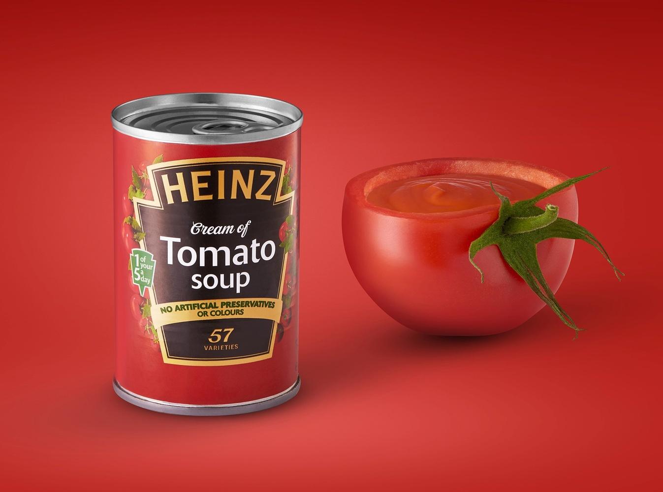 A Tomato Bowl of Tomato Soup by Ian Knaggs