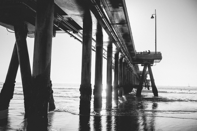 Pier by Aleksandr Ostrovskiy