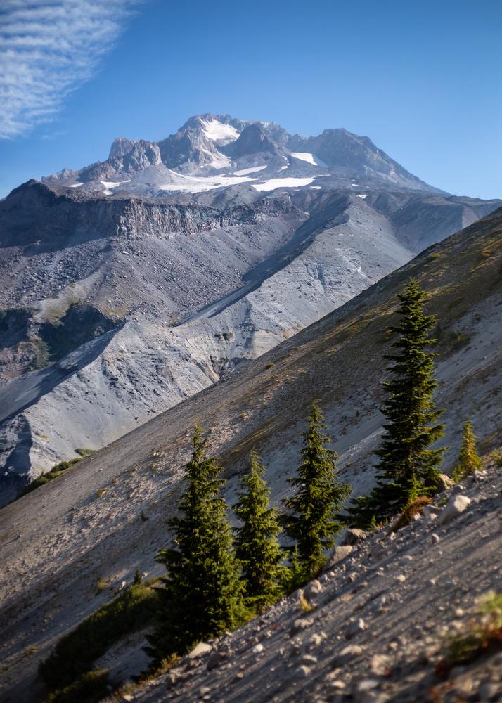 Mt Hood – Oregon by Jeff Blickenstaff