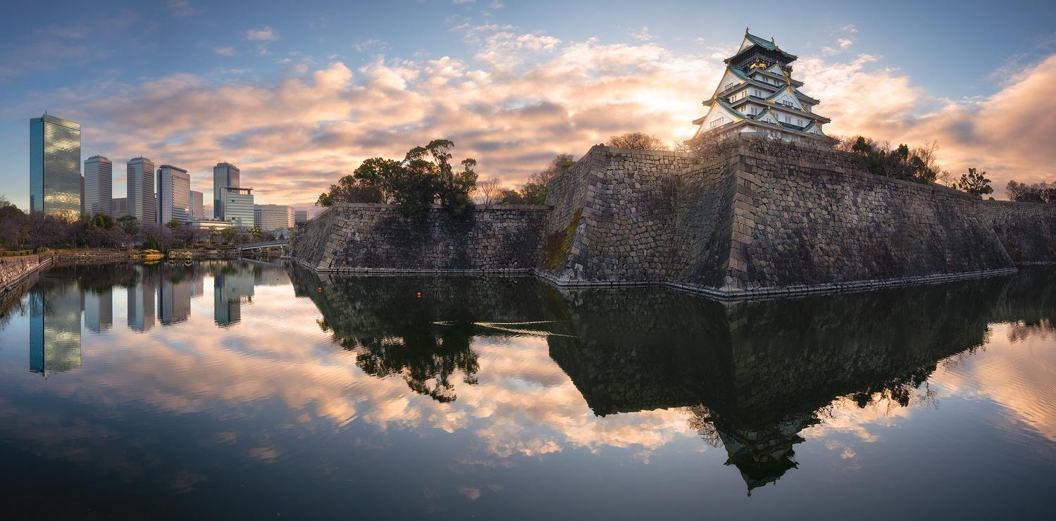 Good Morning Osaka! by Mik Og