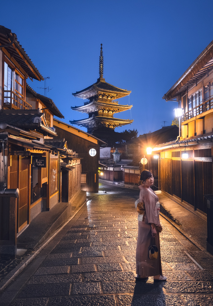 Memoirs of Kyoto by Mik Og
