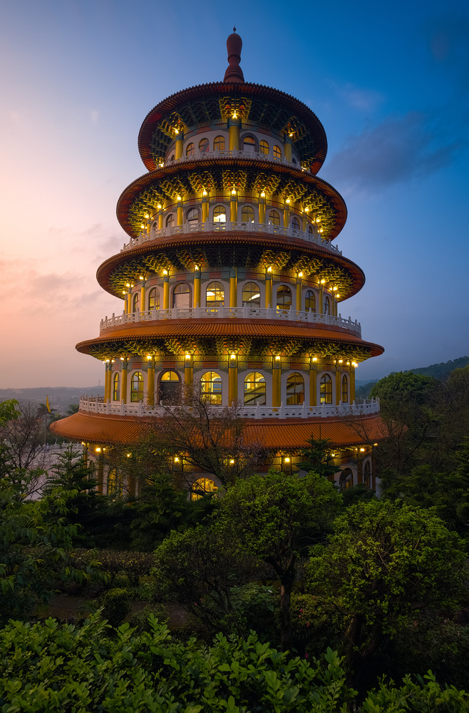 Colors of Taiwan by Mik Og