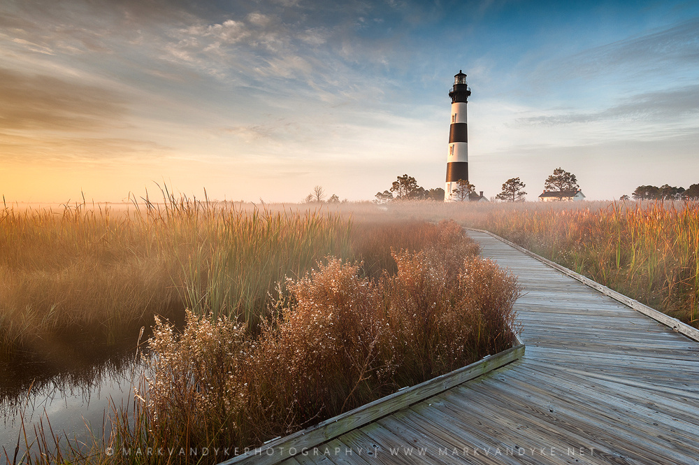 Bodie Island Lighthouse by Mark VanDyke