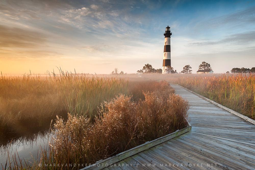 Bodie Island Lighthouse by Mark VanDyke