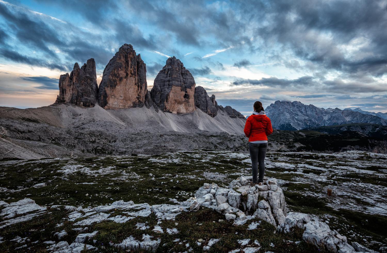 Three Peaks. by Lukas Petereit