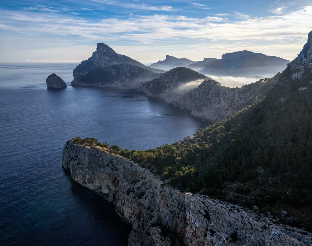 Cap de Formentor by Lukas Petereit