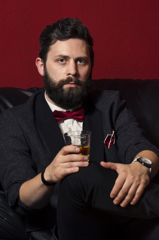 The Most Interesting Man by Nicholas DiGiallonardo