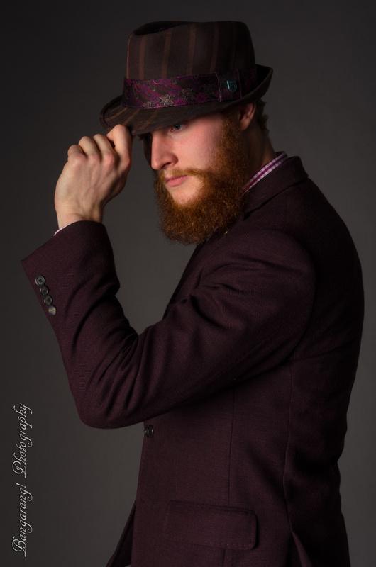 Portland Man of Mystery by Nicholas DiGiallonardo