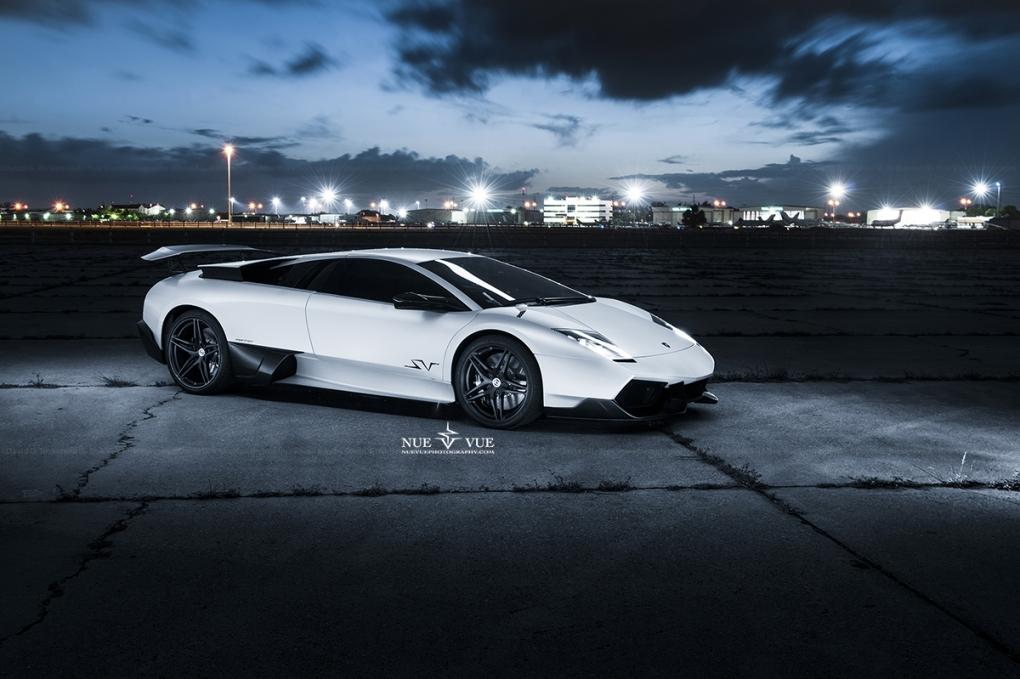 Lamborghini Superveloce by David Nickerson II
