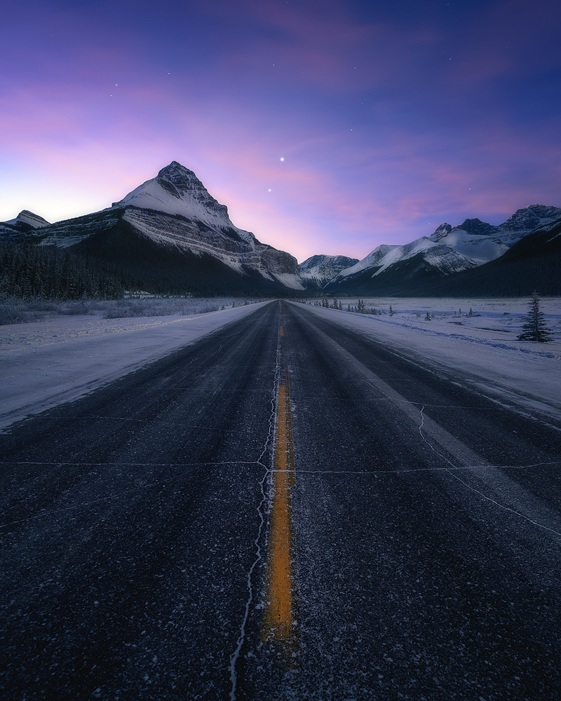 """""""Icefields Twilight"""" by Lucho J Torres"""