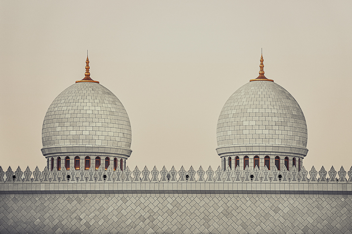 Sheikh Zayed Grand Mosque, UAE by Ara H.
