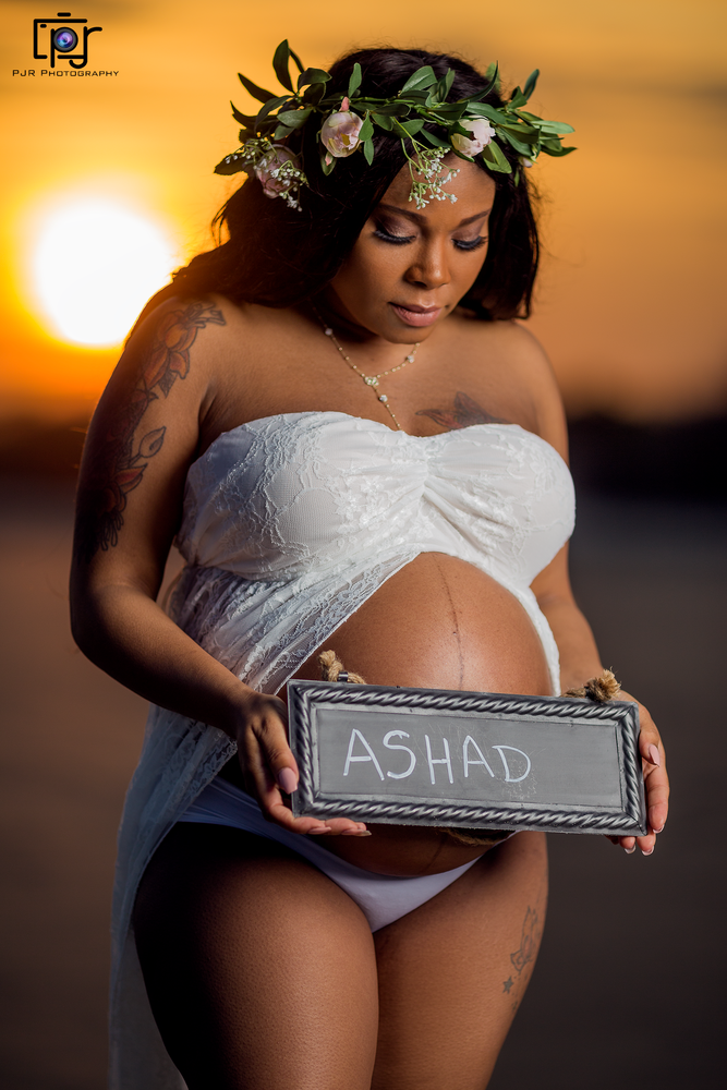 Awaiting ASHAD by Perry Robinson
