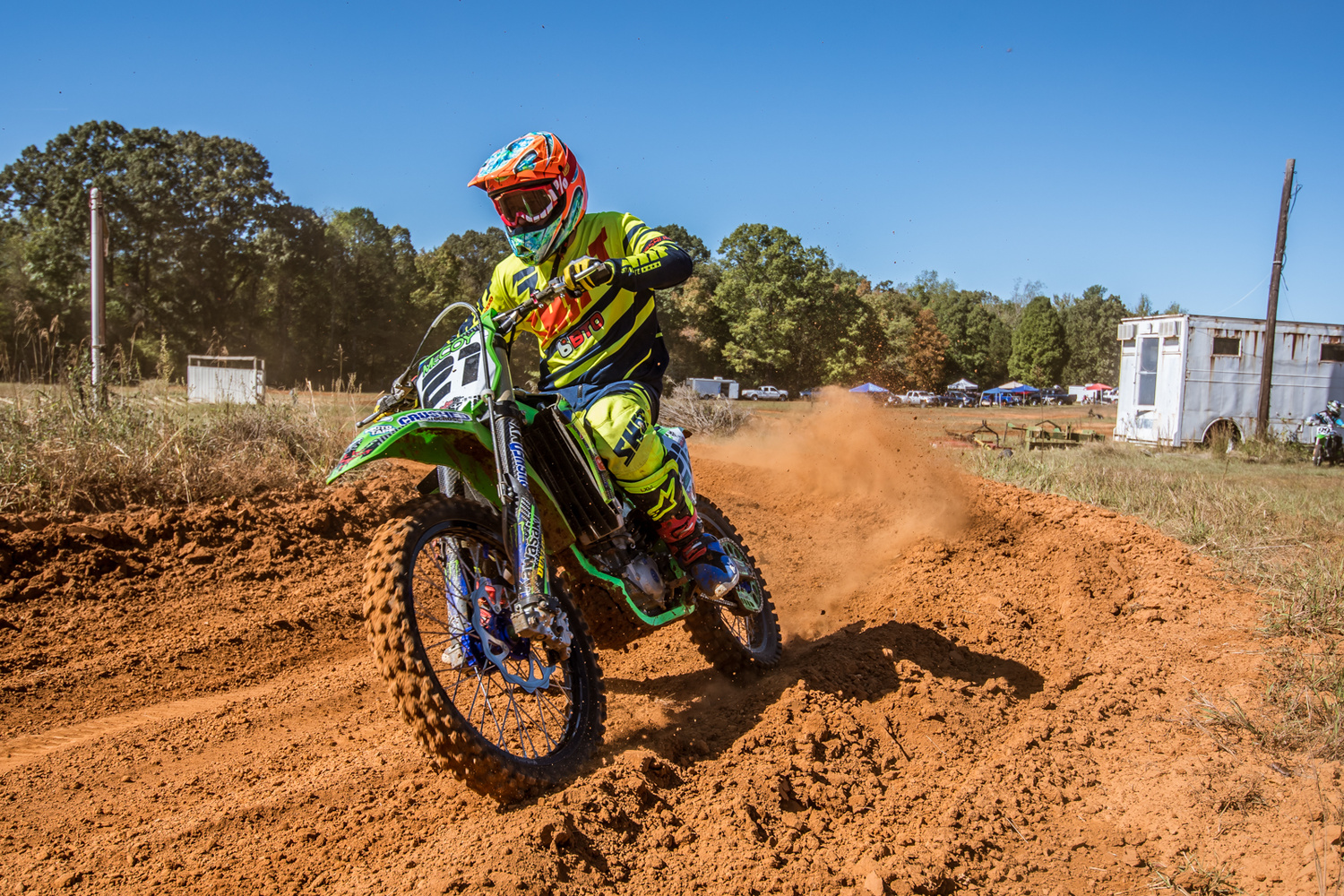 Up Close MX by Chad Martin