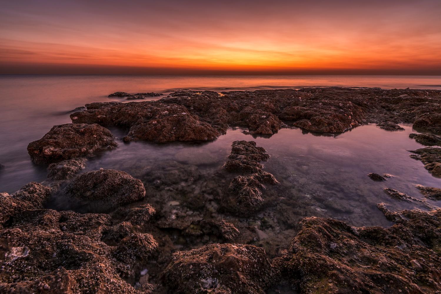 Golden golden hour by Muhammad Al-Qatam