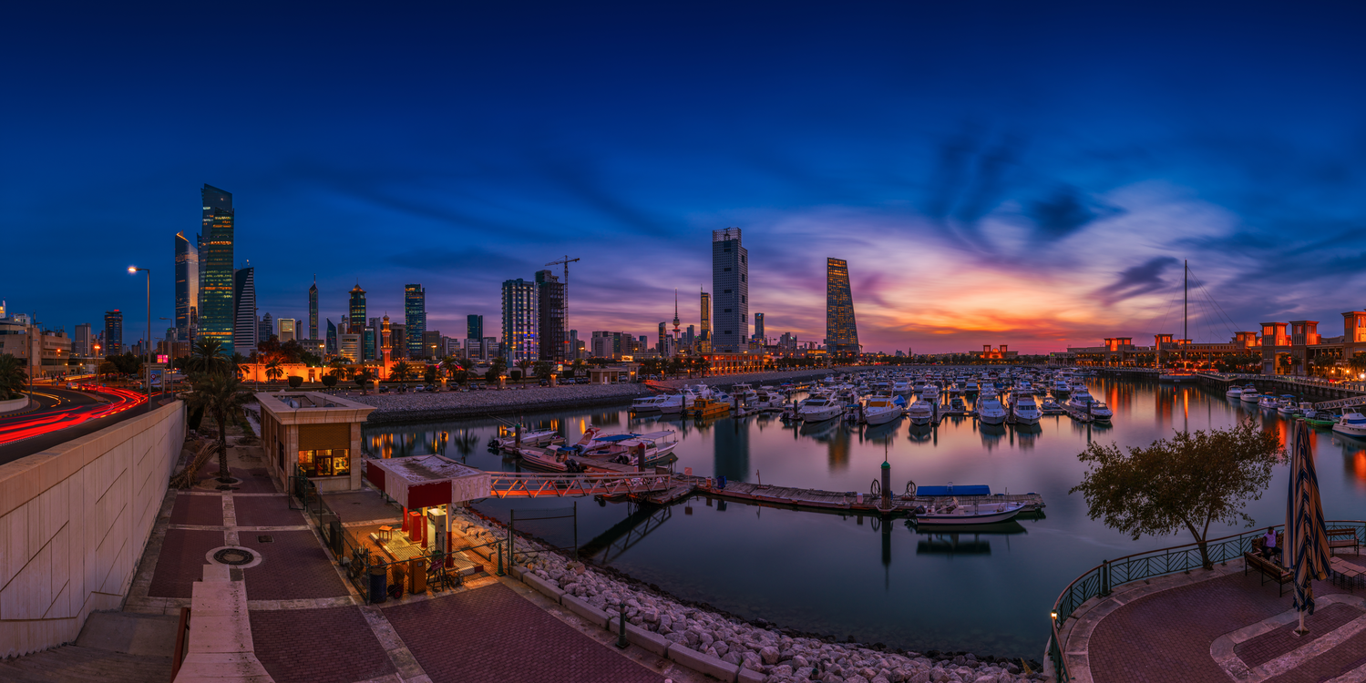 Sharq Marina by Muhammad Al-Qatam