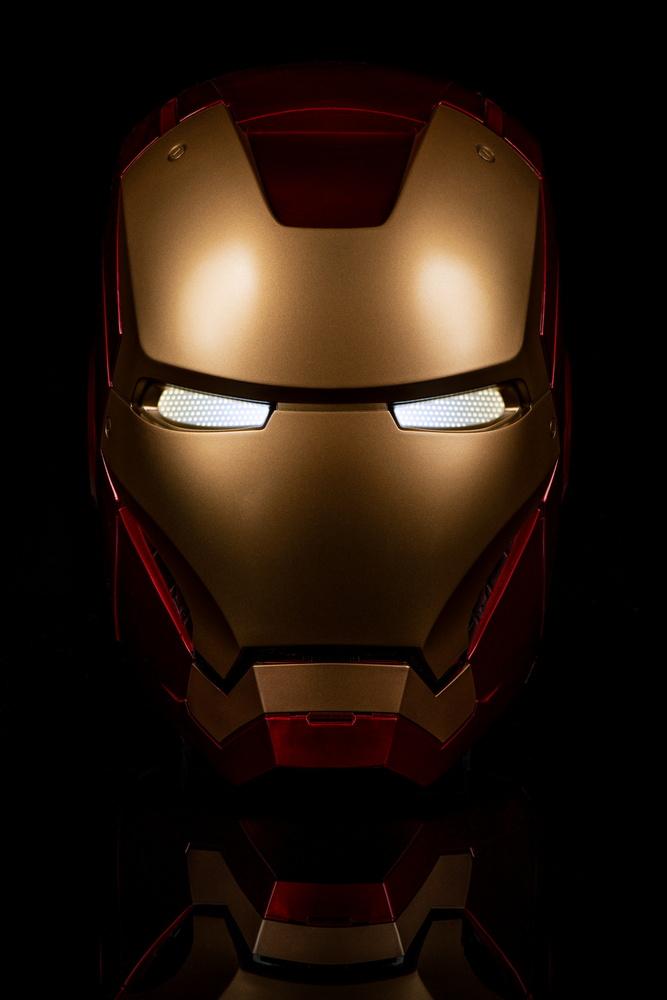 """""""Heroes are't born, they're built"""" Tony Stark by Muhammad Al-Qatam"""