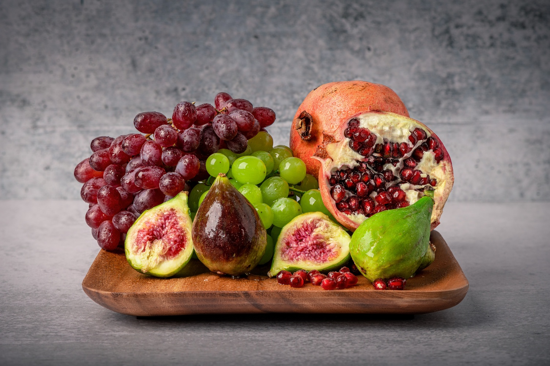 The oldest fruits by Muhammad Al-Qatam