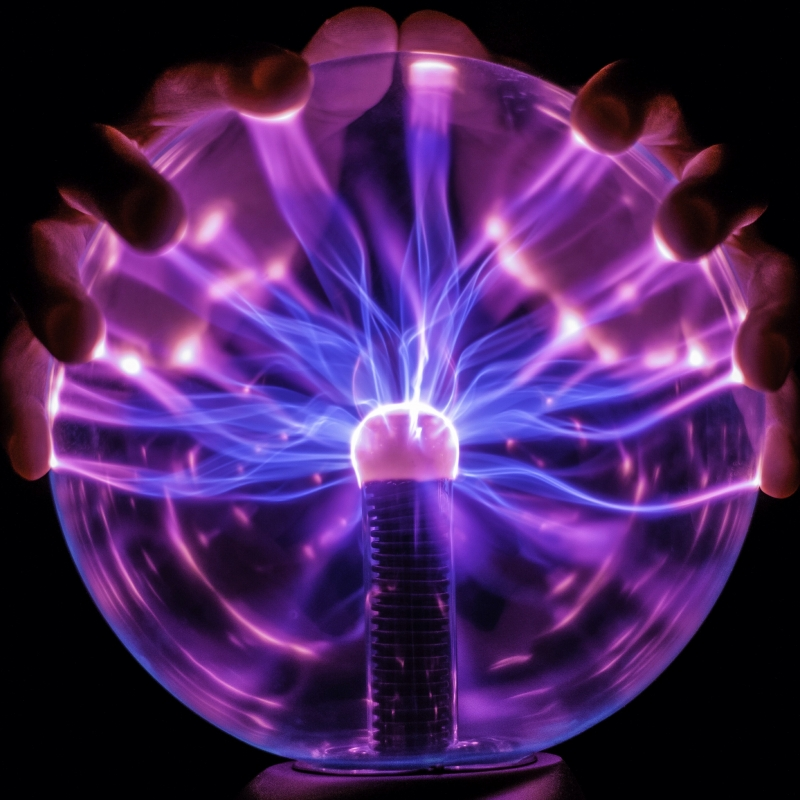 Plasma Energy  by Muhammad Al-Qatam